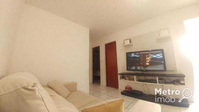 Apartamento com 2 quartos à venda, 52 m² por R$ 145.000 - Turu - São Luís/MA - Foto 8