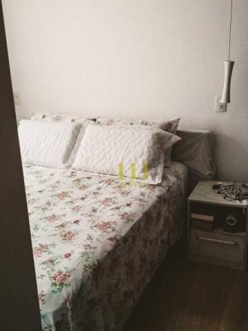 Apartamento com 2 dormitórios à venda, 65 m² por R$ 340.000 - Parque Industrial - São José - Foto 6