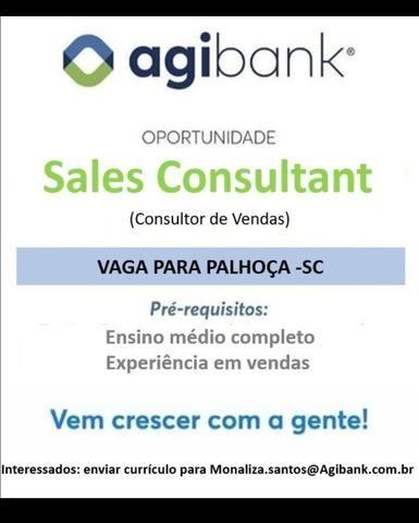 Vagas Enviar currículo e-mail q esta no anúncio. Monaliza.santos@agibank.com.br