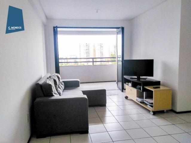 Apartamento 70 m² à venda, 02 suítes, Parque del Sol, Parque Iracema, Fortaleza.