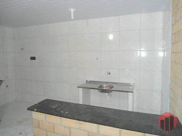 Apartamento para alugar, 35 m² por R$ 580,00 - Praia do Futuro - Fortaleza/CE - Foto 6