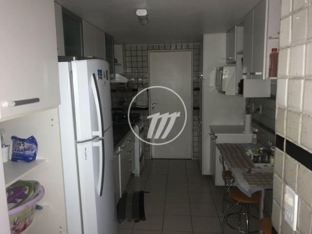 Ótimo apartamento com 79,36 m², 3/4 sendo (1 suíte) e uma vaga de garagem na Jatiúca - Foto 12