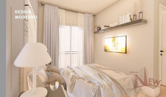 Apartamento 03 quartos sendo 01 suíte no Três Marias, São José dos Pinhais - Foto 3