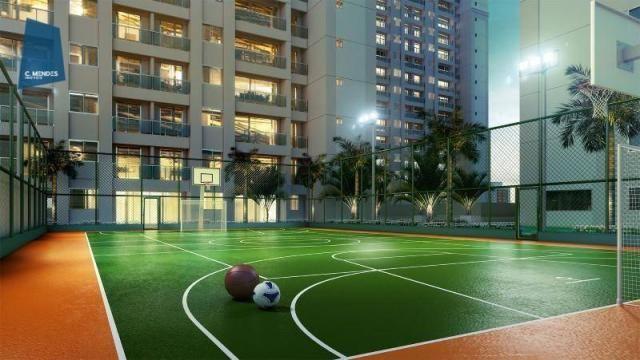 Apartamento à venda, 48 m² por R$ 443.096,80 - Fátima - Fortaleza/CE - Foto 11