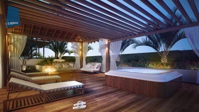 Apartamento à venda, 48 m² por R$ 443.096,80 - Fátima - Fortaleza/CE - Foto 7