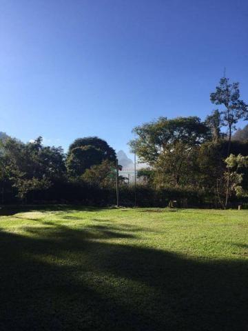 Terreno à venda, 740 m² por R$ 55.000 - Serrinha - Teresópolis/RJ - Foto 9