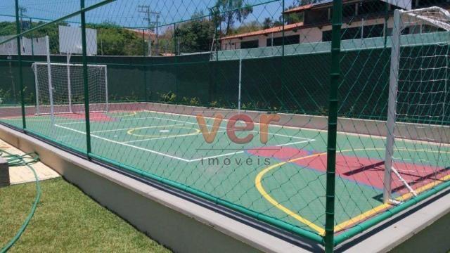 Apartamento para alugar, 61 m² por R$ 1.600,00/mês - Dunas - Fortaleza/CE - Foto 11