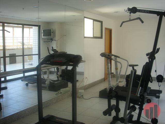 Apartamento com 3 dormitórios para alugar, 63 m² por R$ 1.900/mês - Mucuripe - Fortaleza/C - Foto 5