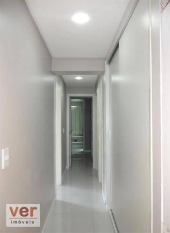 Apartamento à venda, 153 m² por R$ 800.000,00 - Engenheiro Luciano Cavalcante - Fortaleza/ - Foto 10