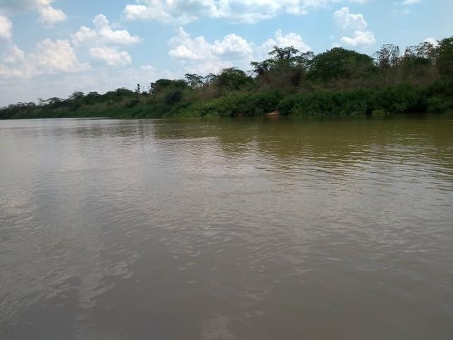 Vendo chácara na beira do rio ao lado do pesqueiro casa de telha - Foto 11