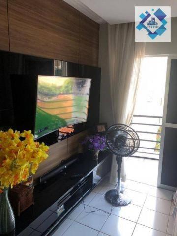 Apartamento 60m, ótima localização no Bairro de Messejana - Foto 2