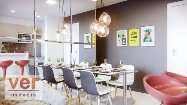 Apartamento à venda, 52 m² por R$ 179.000,00 - Lagoa Redonda - Fortaleza/CE - Foto 12