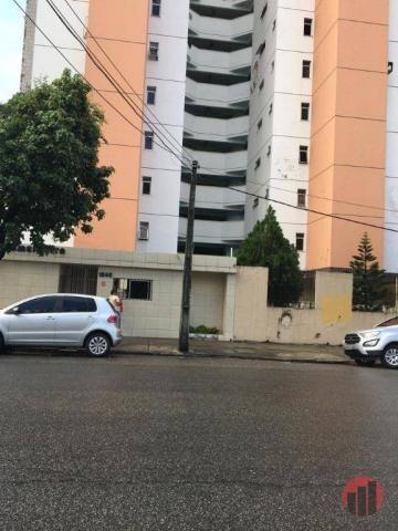 Apartamento à venda, 100 m² por R$ 390.000,00 - Benfica - Fortaleza/CE - Foto 2