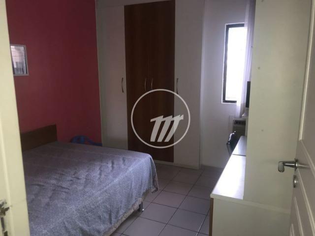 Ótimo apartamento com 79,36 m², 3/4 sendo (1 suíte) e uma vaga de garagem na Jatiúca - Foto 8