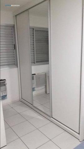 Apartamento no Condomínio Garden Goiabeiras com 3 dormitórios à venda, 67 m² por R$ 275.00 - Foto 11