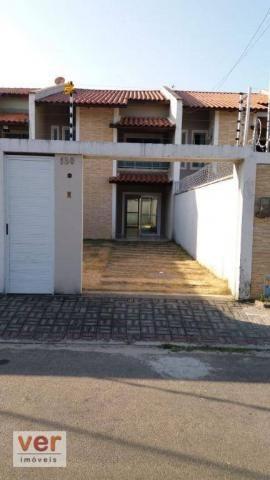 Casa para alugar, 146 m² por R$ 1.600,00/mês - Centro - Eusébio/CE - Foto 2
