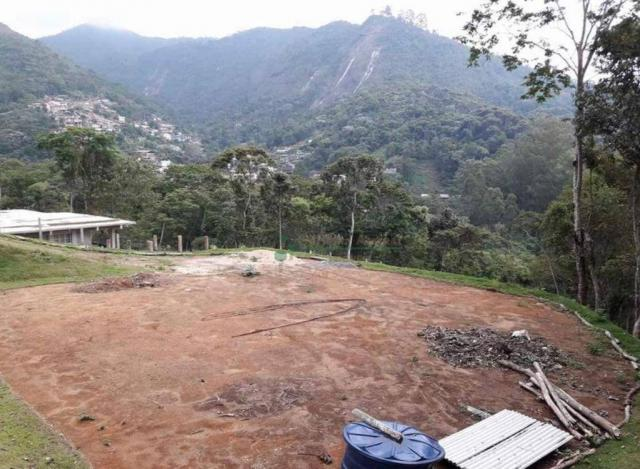 Terreno à venda, 2055 m² por R$ 220.000 - Parque do Imbui - Teresópolis/RJ - Foto 3