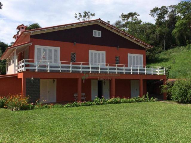 Sítio com 4 dormitórios à venda, 20000 m² por R$ 550.000 - Venda Nova - Teresópolis/RJ - Foto 12