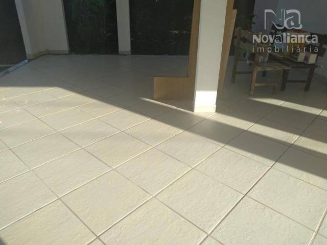 Casa com 4 dormitórios para alugar, 240 m² por R$ 1.400,00/mês - Riviera da Barra - Vila V - Foto 6