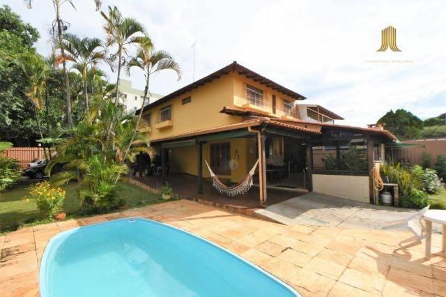 Linda casa c/ piscina e churrasqueira em Brasília (Asa Norte) 5 quartos