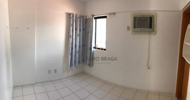 Apartamento com 3 dormitórios à venda, 76 m² por R$ 340.000 - Jatiúca - Maceió/AL - Foto 8