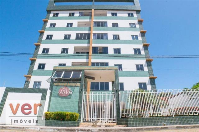 Apartamento à venda, 56 m² por R$ 260.000,00 - José de Alencar - Fortaleza/CE
