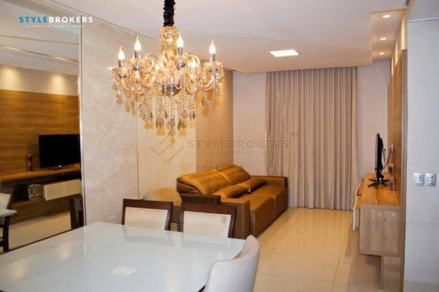 Sobrado no Condomínio Residencial Sevilla com 3 dormitórios à venda, 120 m² por R$ 500.000