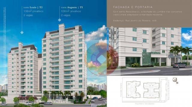 Apartamento com 3 dormitórios à venda, 106 m² por R$ 784.742,00 - Boa Vista - Curitiba/PR - Foto 13