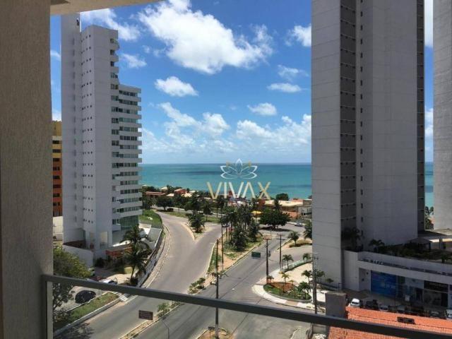 Flat com 1 dormitório à venda, 43 m² por R$ 360.000 - Ponta Negra - Natal/RN - Foto 19