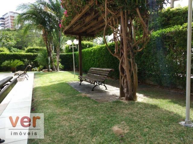 Apartamento com 5 dormitórios à venda, 211 m² por R$ 800.000,00 - Guararapes - Fortaleza/C - Foto 17