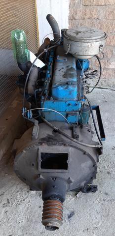 Motor perkins 6 357