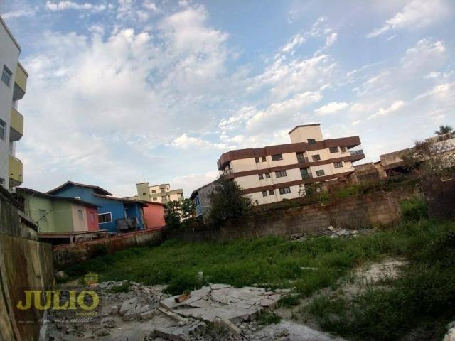 Terreno lado praia, 690 m² por R$ 360.000 - Balneário Itaguaí - Mongaguá/SP - Foto 3