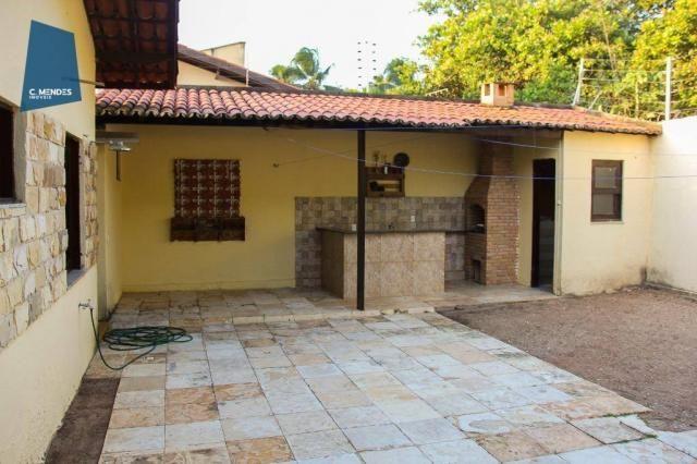 Casa com 4 dormitórios, mobiliada, para alugar, 112 m² por R$ 2.500/mês - Lagoa Redonda -  - Foto 17