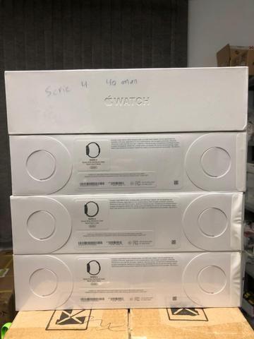 Apple Watch series 4 garantia de 1 ano Apple