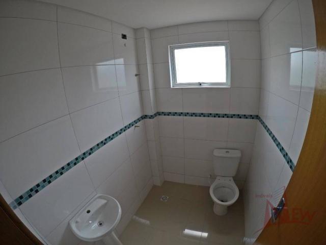 Apartamento 02 quartos no Boneca do Iguaçu, São José dos Pinhais - Foto 14
