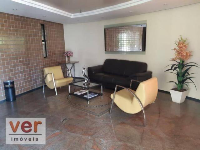 Apartamento à venda, 91 m² por R$ 359.000,00 - Cocó - Fortaleza/CE - Foto 4