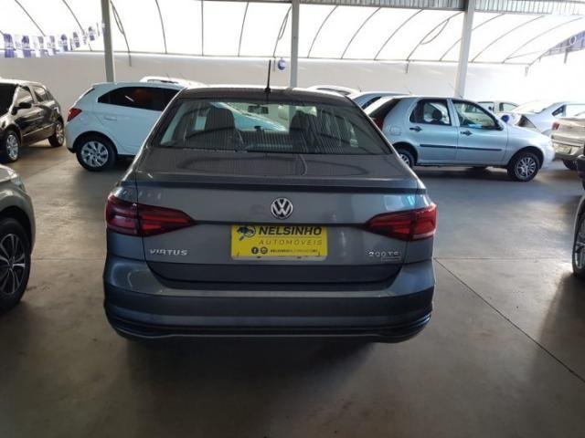 Volkswagen virtus 2019 1.0 200 tsi comfortline automÁtico - Foto 4