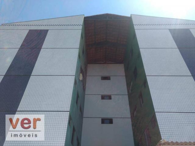 Apartamento à venda, 71 m² por R$ 150.000,00 - Jacarecanga - Fortaleza/CE - Foto 6