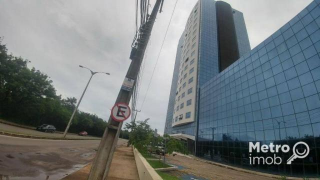 Sala para alugar, 35 m² por R$ 1.400/mês - Jaracaty - São Luís/MA - Foto 13