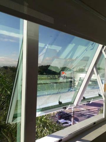 Sala comercial mobiliada no Parigi Business, Boa Vista, Porto Alegre - Foto 10