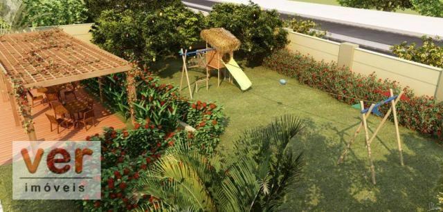 Apartamento com 3 dormitórios à venda, 80 m² por R$ 599.000,00 - Cambeba - Fortaleza/CE - Foto 10