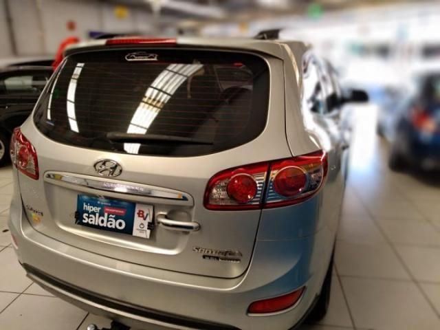 Hyundai santa fÉ 2012 3.5 mpfi gls v6 24v 285cv gasolina 4p automÁtico - Foto 6