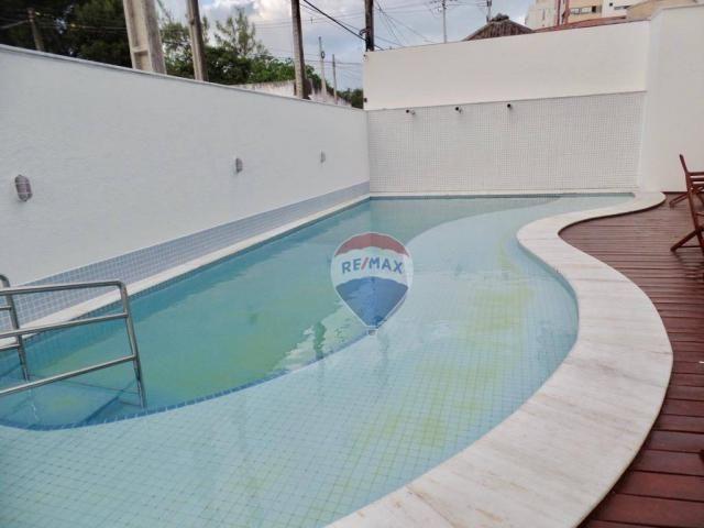 Apartamento com 3 dormitórios à venda, 97 m² por R$ 400.000,00 - Tirol - Natal/RN - Foto 18