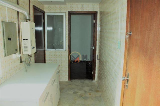 Apartamento amplo, andar alto, com 03 dormitórios, à venda, Alto da Glória - Curitiba. - Foto 12