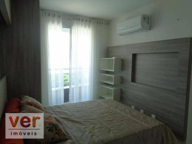 Apartamento com 2 dormitórios à venda, 58 m² por R$ 400.201,64 - Aldeota - Fortaleza/CE - Foto 16