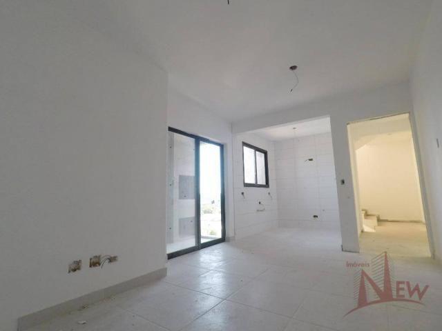 Apartamento 02 quartos (1 suíte) no São Domingos, São José dos Pinhais - Foto 5