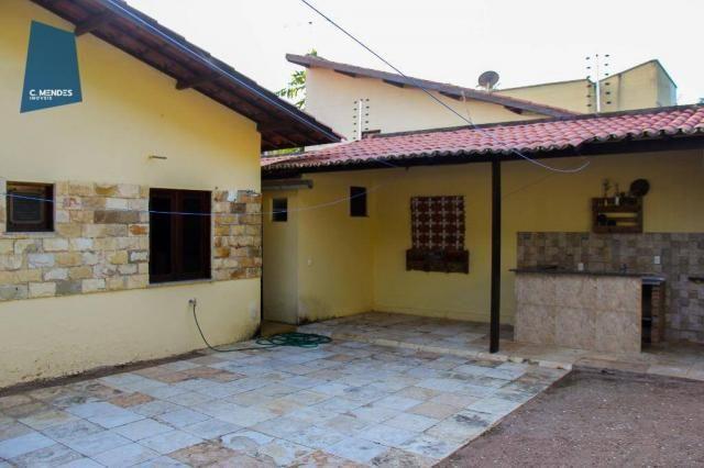 Casa com 4 dormitórios, mobiliada, para alugar, 112 m² por R$ 2.500/mês - Lagoa Redonda -  - Foto 19