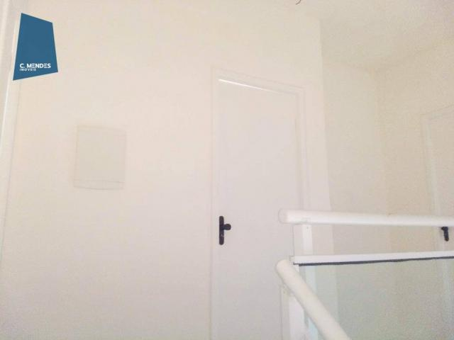 Casa Duplex 124 m² para locação, semi-mobiliada 3 suites 3 vagas, condominio, Jacundá, Eus - Foto 13