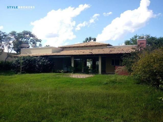 Casa No Condomínio Terra Selvagem Golfe Club com 5 dormitórios à venda, 321 m² por R$ 690. - Foto 20