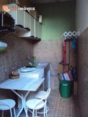 Casa à venda com 2 dormitórios em Vale do jatobá, Belo horizonte cod:427555 - Foto 11